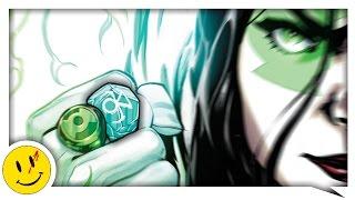 Фантомный Фонарь (Финал). Первые кольца силы фонарей. Секретная история Валтума. (DC Rebirth)