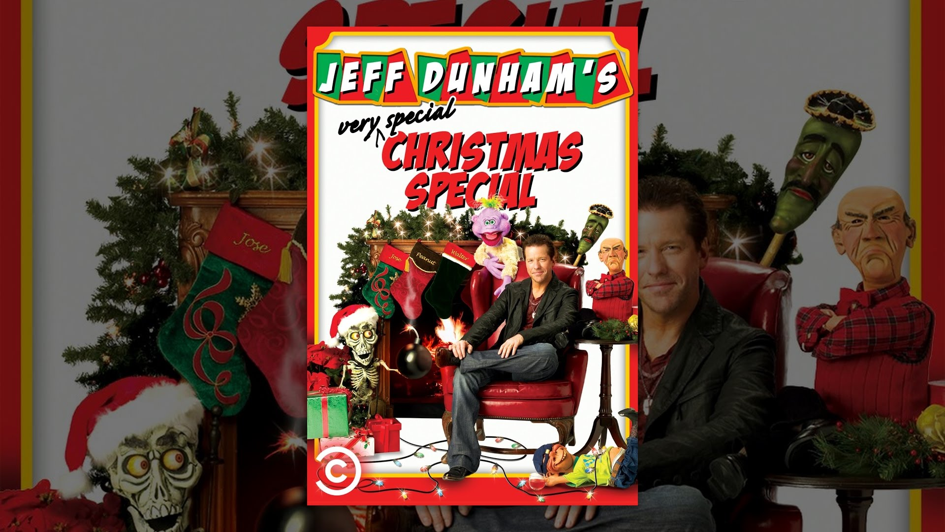 Jeff Dunham's Very Special Christmas Special - YouTube
