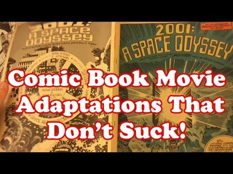 The King Kayfabers talk Movie Adaptation Comics