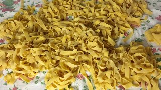 Make your roast duck go further with pappardelle! | Pasta Grannies Diaries thumbnail