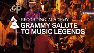 'GRAMMY Salute To Music Legends' To Air Oct. 18, 2019