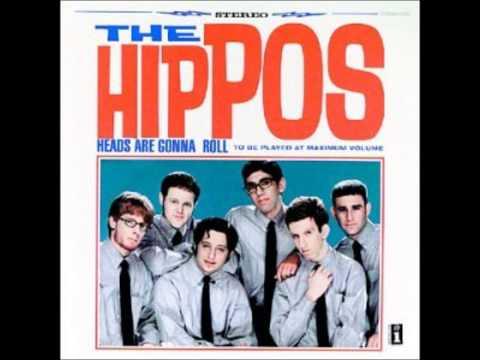 The hippos far behind