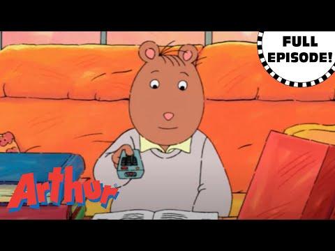 Brain Gets Hooked | Arthur Full Episode!