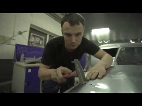 Silverstone Detailing Екатеринбург - покраска автомобиля Mitsubishi Outlander