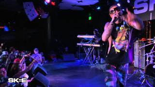 "RiFF RaFF Performs ""How To Be The Man"" on SKEE Live"
