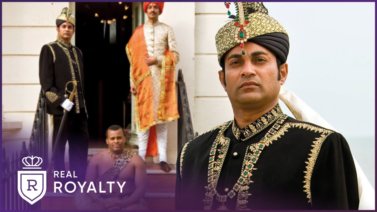 Why Prince Remigius Fell In Love With A Commoner | Undercover Princes | Real Royalty with Foxy Games