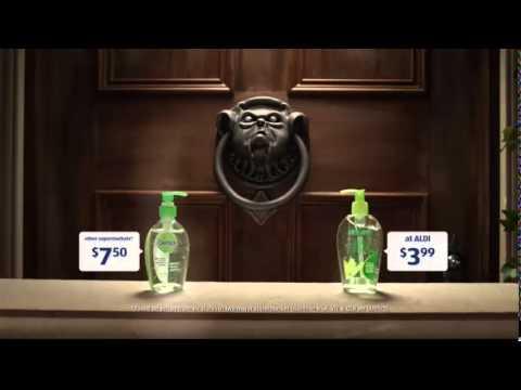 Advert - Aldi (Doorknocker) - VO Rupert Degas