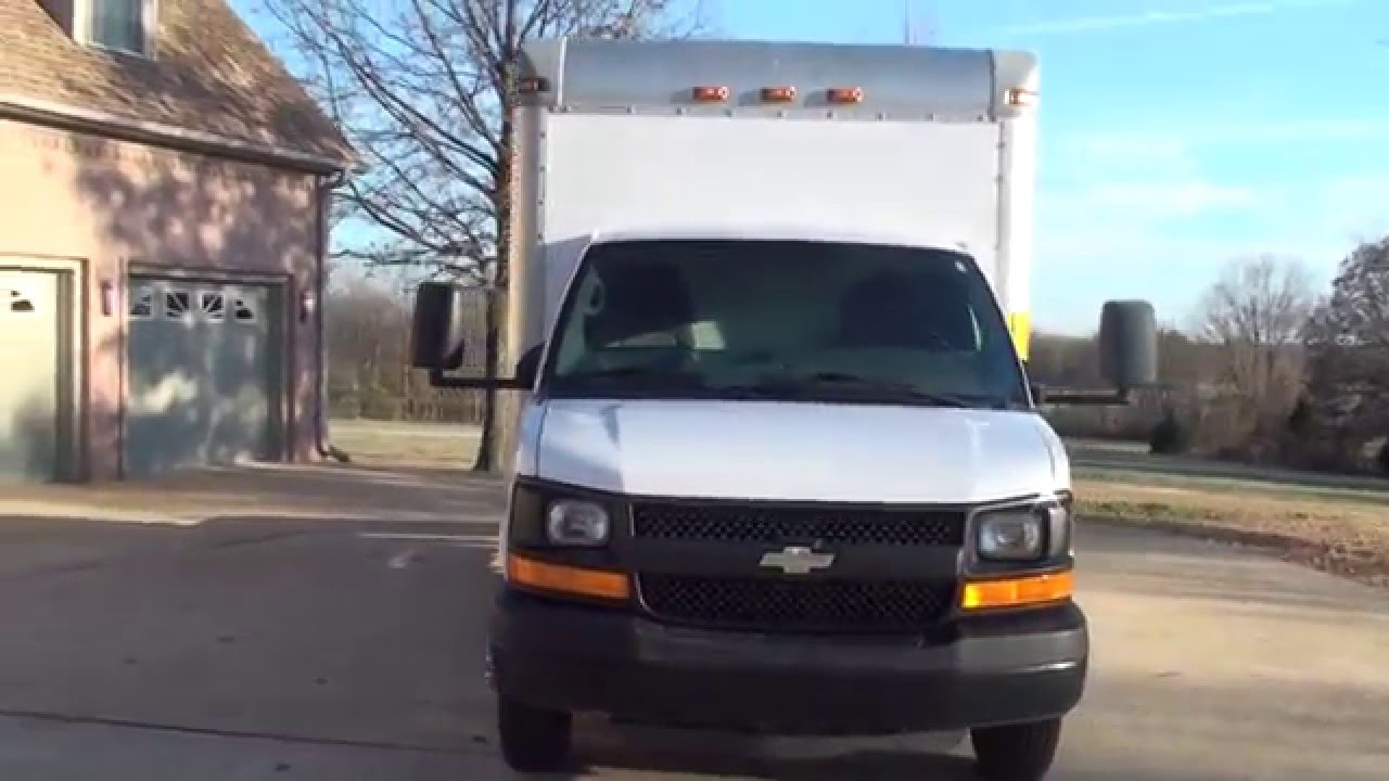 HD VIDEO 2011 CHEVROLET G3500 EXPRESS 12 FT BOX TRUCK CARGO VAN TOMMY LIFT FOR SALE SEE WWW SUNSETMO - YouTube & HD VIDEO 2011 CHEVROLET G3500 EXPRESS 12 FT BOX TRUCK CARGO VAN ... Aboutintivar.Com