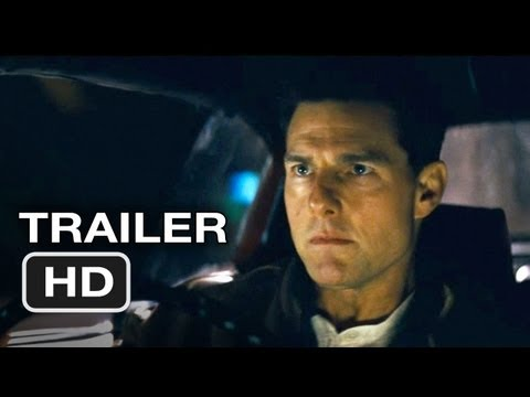 Jack Reacher Official Trailer #1 (2012) - Tom Cruise Movie HD