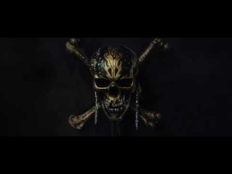 Pirates Of The Caribbean  Dead Men Tell No Tales  2017  Official Trailer   HD Poster