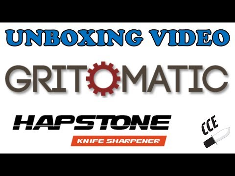 Unboxing Video: Gritomatic & Hapstone
