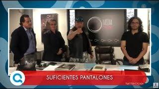 Alfredo Adame y Carlos Trejo firman contrato para lucha del siglo | Qué Importa
