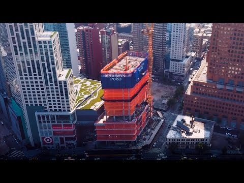 Brooklyn Point, New York, USA - ULMA Construction [en]