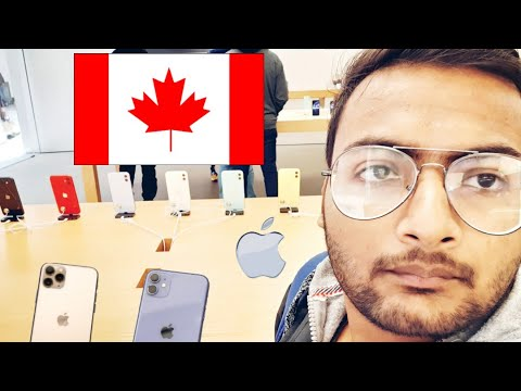 Apple📱 Store in Canada buying iphone 11.?