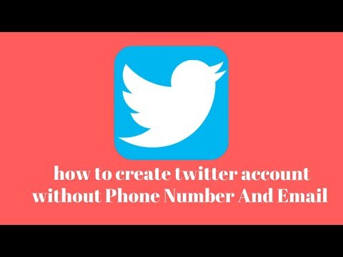 how to delete twitter account from phone