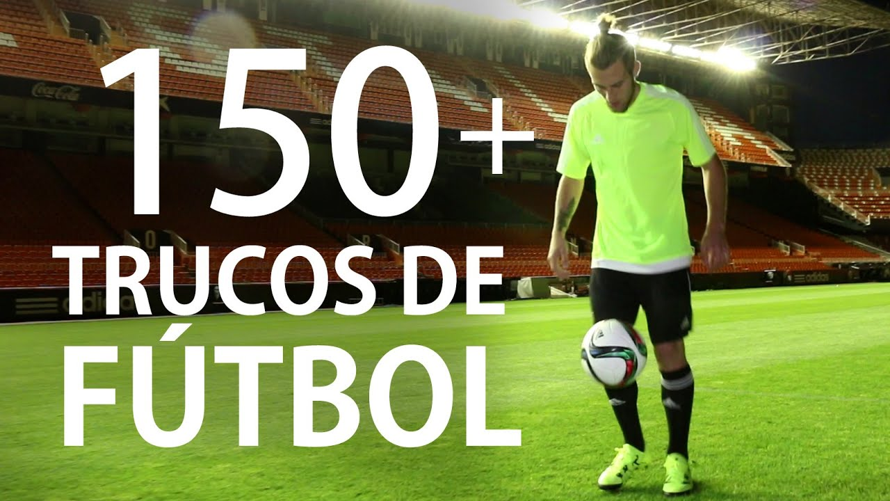 150 + Football/Soccer Skills & Tricks (Step by Step Tutorials) - Football Tricks Online