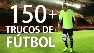 150 trucos de ftbol tutoriales paso a paso football tricks online
