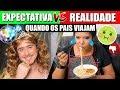 EXPECTATIVA VS REALIDADE QUANDO OS PAIS VIAJAM Blog Das Irmãs mp3