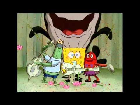 stop motion video: spongebob ripped pants.wmv