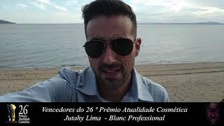 Jutahy Lima - Fundador da Blanc Professional Cosméticos