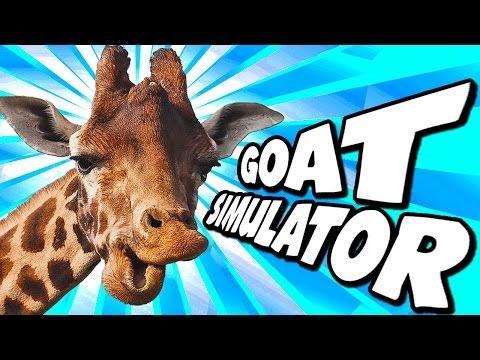 Goat Simulator | TALL GOAT |