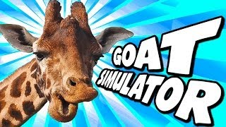 Goat Simulator | TALL GOAT