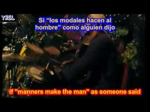 Un hombre solo lyrics english