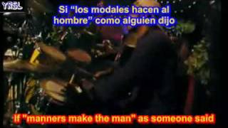 Englishman In New York - Sting ( SUBTITULADA INGLES ESPAÑOL )
