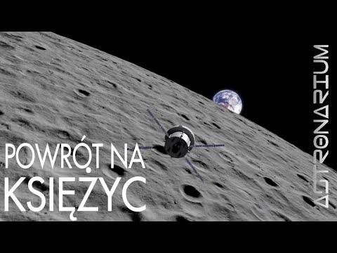 Powrót na Księżyc - Astronarium #98