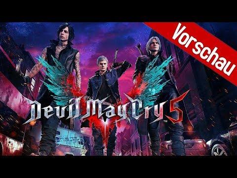 Devil May Cry  in der Vorschau/ Preview: Alte Stärke im neuen Gewand!