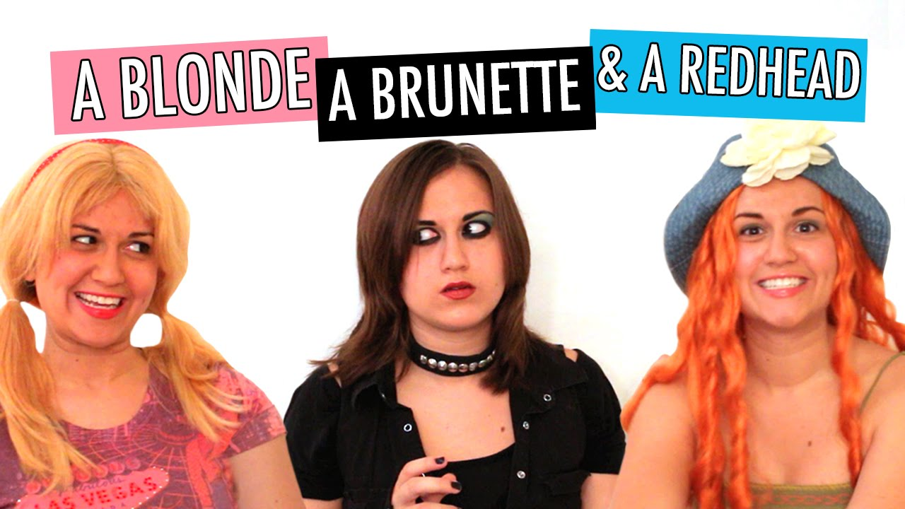 A blonde, a brunette and a redhead…: Episode 38 - Madi 2 the Max