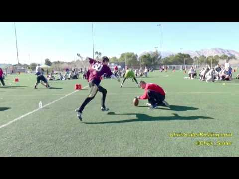 Chris Sailer Kicking, Jason White, VEGAS XXIX