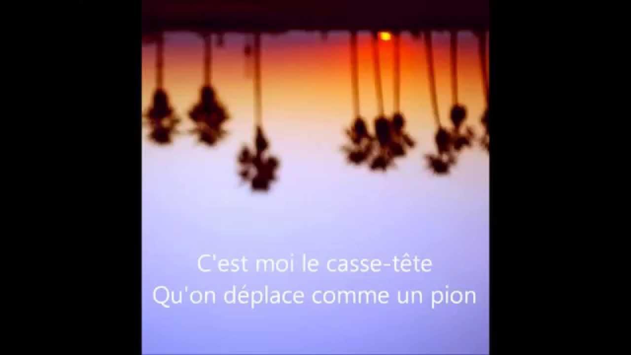 mademoiselle-k-que-toi-paroles-youbulle
