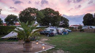 Årets campingplads 2019 kåret til Danish Camping Award er Hillerød Camping