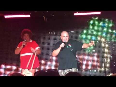 Benidorm TV Show Charity Karaoke Fundraiser