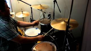 Cornerstone - Hillsong Live - Drum Cover
