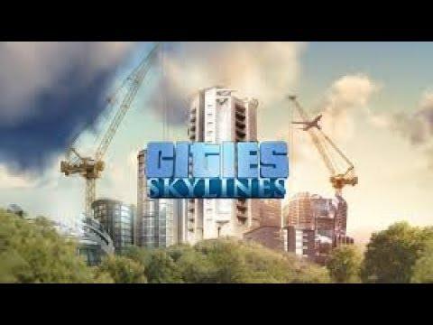 Cities: Skylines [ENG] [UK] Starting a City!