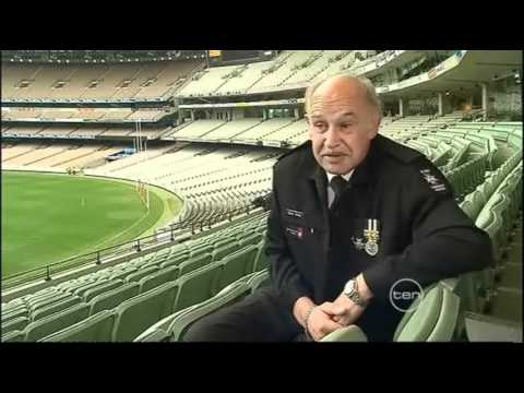 6.30 with George Negus  2011 Grand Final  Terry King