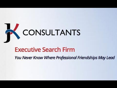 Executive Search Firm | JK Consultants