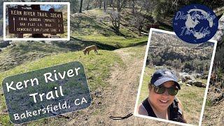 Kern River Trail ~ Bakersfield, CĄ 2021-12