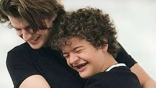 Gaten Matarazzo FUNNY MOMENTS