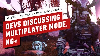 Ghost of Tsushima Devs on Legends, New Game Plus Update