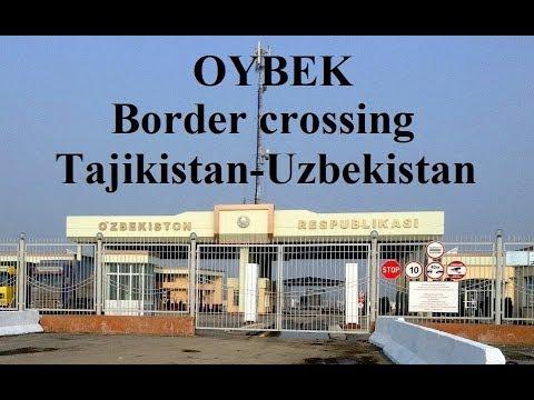 Tajikistan-Khujand to Tashkent-Border Crossing Part 33