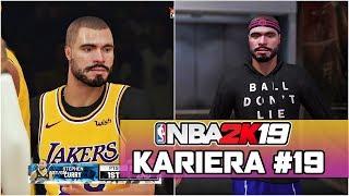 WARRIORS = HORROR ► NBA 2K19 KARIERA #19