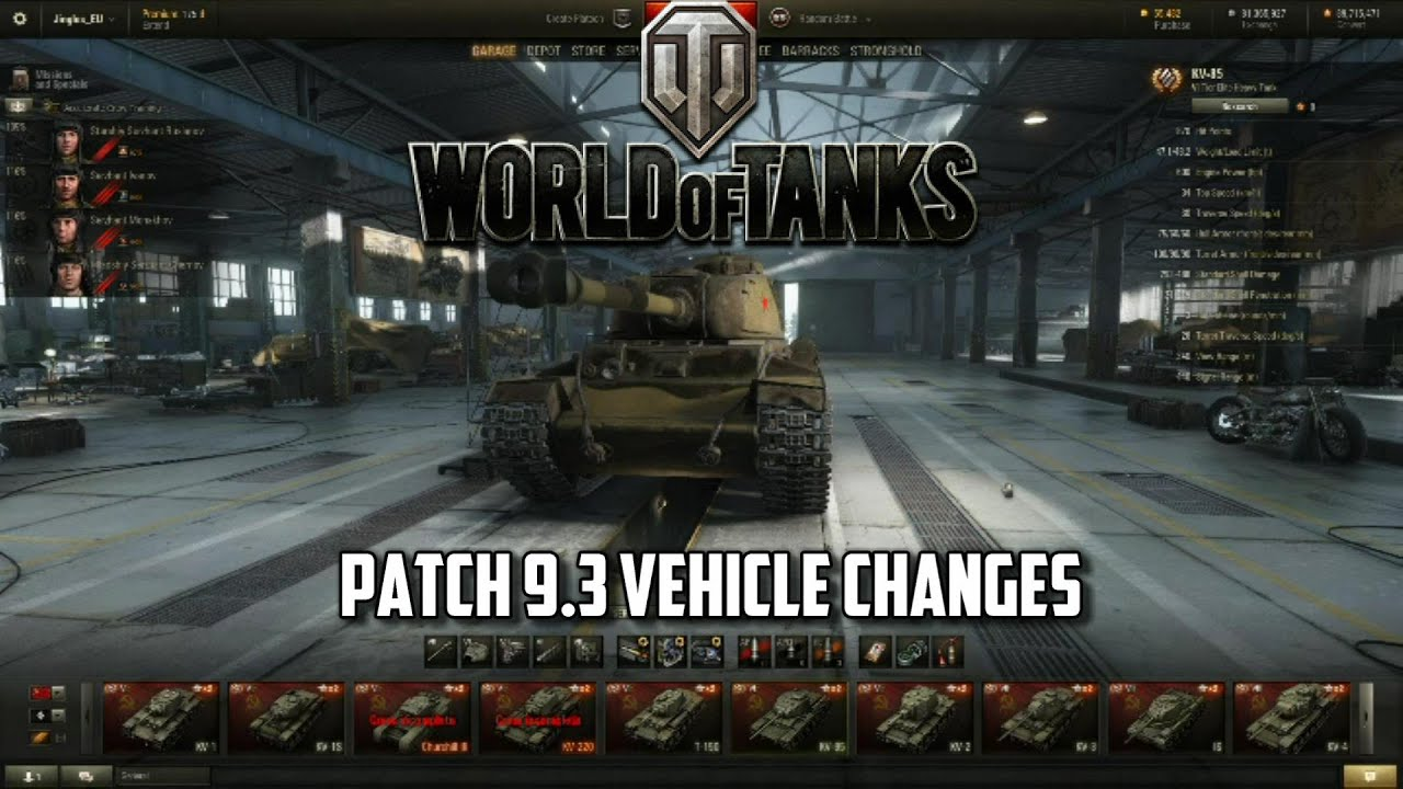 world of tanks matchmaking tabelle 8.11