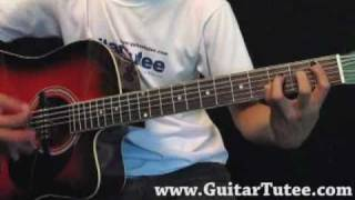 Jay-Z Feat. Alicia Keys - Empire State Of Mind, by www.GuitarTutee.com