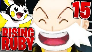 Pokemon Rising Ruby - EP 15 - Rising Ruby and Sinking Sapphire Playthrough