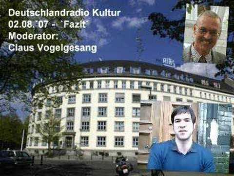 Deutschlandradio Kultur 020807 Fazit Youtube