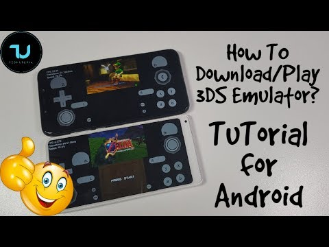 How To Download 3DS Emulator For Android? Working/Real App Apk! 3DS Games