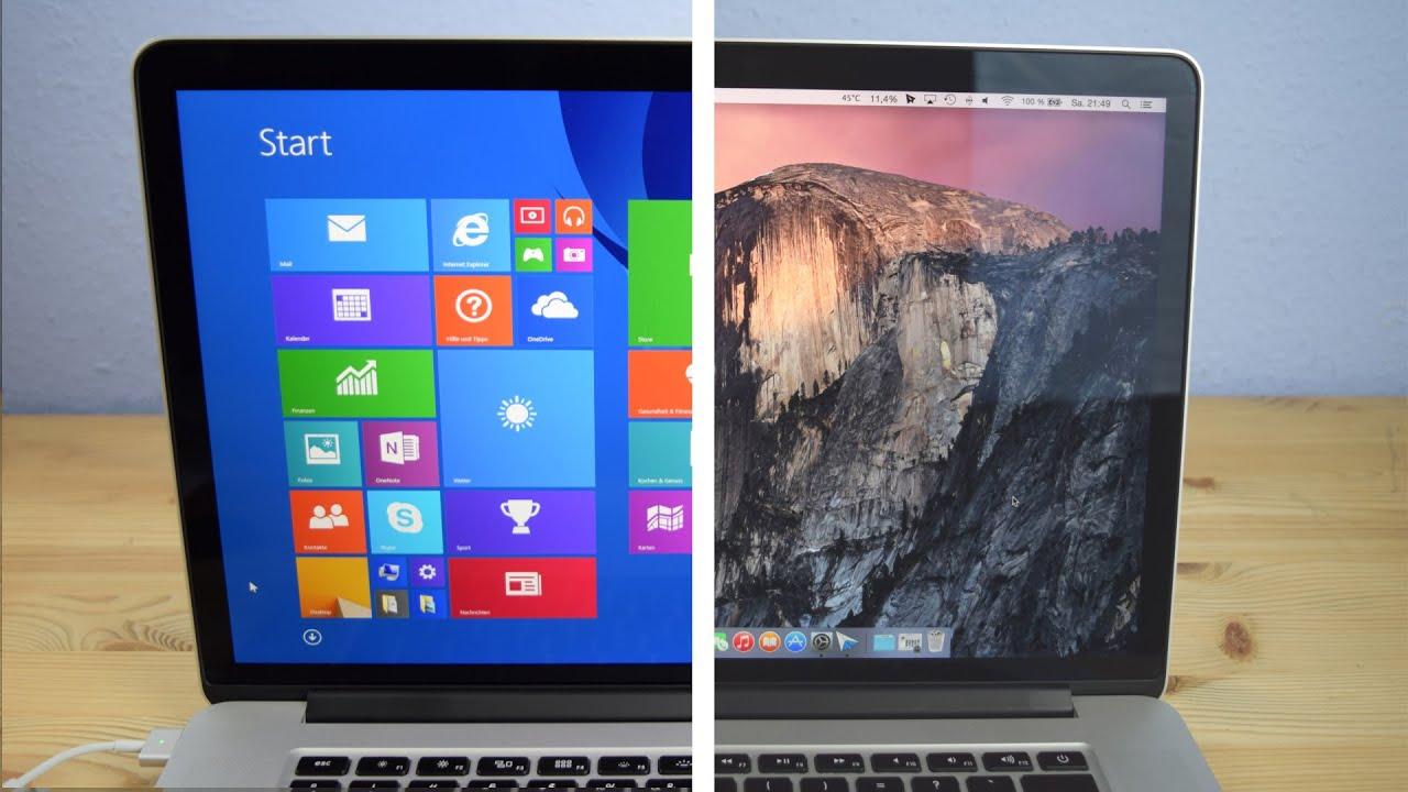 Windows auf Mac installieren mit Boot Camp! - Tutorial ...